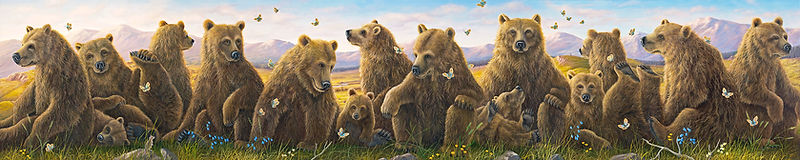 Highlanders (Bear Collection)