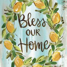 Lemon Wreath_Bless Our Home_ prints-lr.j