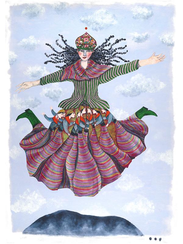 Leap - (Pioneer Series, Women)