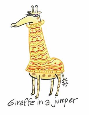 Giraffe in a Jumper.jpeg
