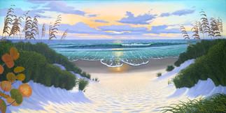 Seagrape Sunset - Beachfront