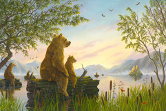 The Crossing (Bear Collection)