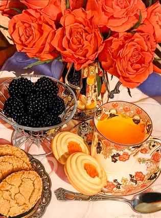 Orange Tea with Blackberries and Roses.jpg