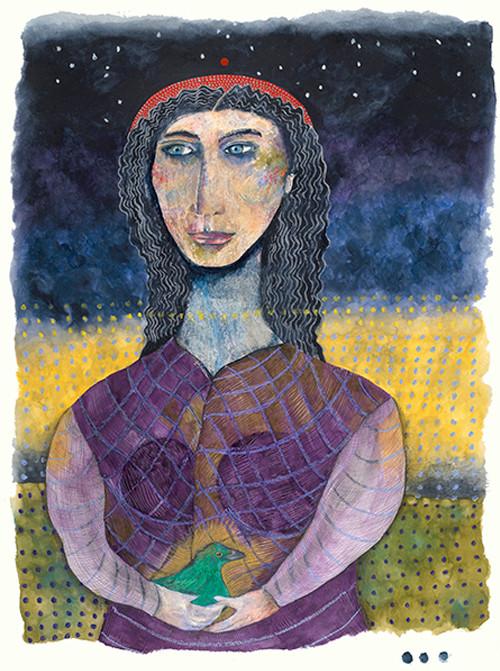 Lover of Birds - (Pioneer Series, Women)