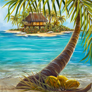 Slice of Paradise - Tropical bungalow