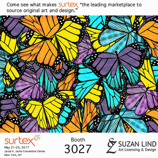 Gearing up for Surtex 2017