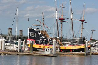 Pirate Ship, St. Augustine, FL