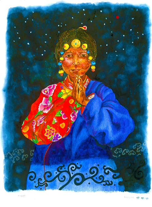 Tibet - (Pioneer Series, Women)