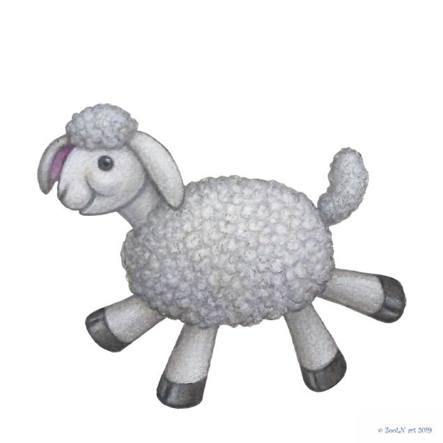 Stuffed Toy Little Lamb.jpg