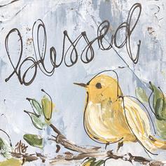 bird BLESSED