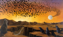 Exodus (Other Animals - Bats, Mice, Cat)
