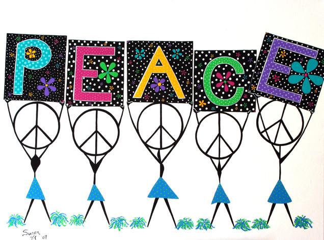 Gimme a Peace