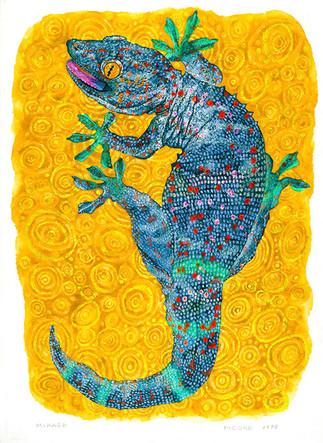 Mirage (Reptile Series - Gecko, Lizard)