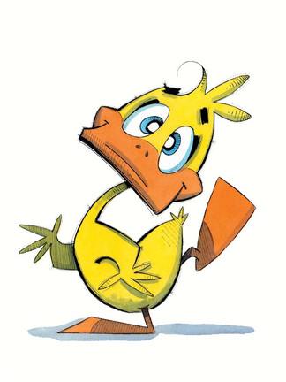 DUCKY Duck 6