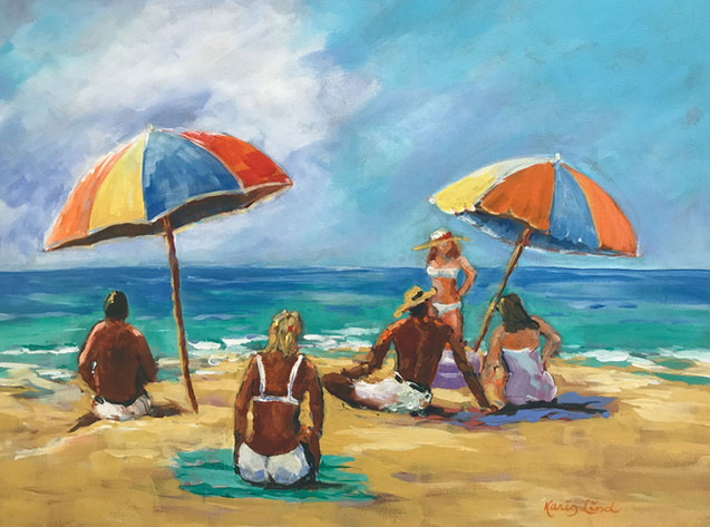 Sun Bathers (K15)