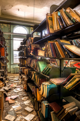 The Abandoned Archives - Cossitt Library