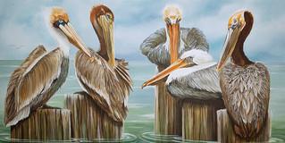 Board Meeting 1 - Pelicans