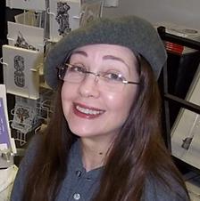 Sue Ellen Brown - artist a SZL Licensng