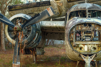 Face of Death_ - Airplane Graveyard - St