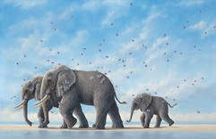 The Voyagers (Other Animals-Elephants)