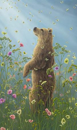 Presence-II (Bear Collection)