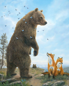 Kindred Spirits (Bear Collection)