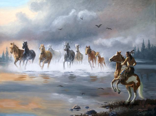 H-97-Indian Horses.jpg