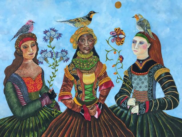 Sisterhood - (Pioneer Series, Women)