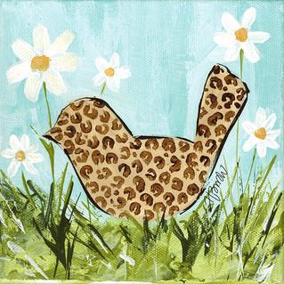 leopard bird daisies_6x6.jpg