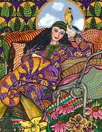Nancy Moore's Gallery at SZL Art Licensing