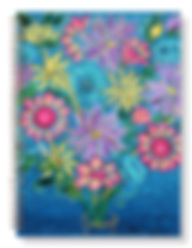 Licensed floral image created by Suzan Lind at SZL.
