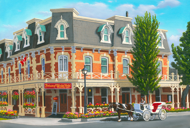 Prince of Whales Hotel - Niagara
