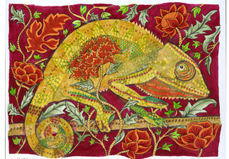 Senegal (Reptile Series - Chameleon)