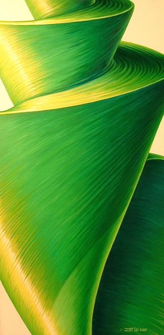Green Hornet - Seashell