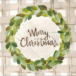 Wreath Gray Plaid_Merry Christmas.jpg