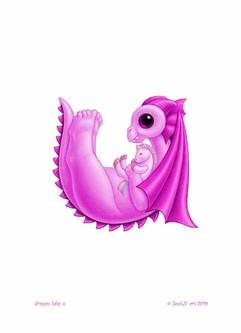 Dragon Babies - U Pink.jpg