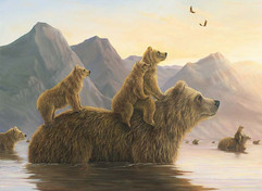 The Outing (Bear Collection)