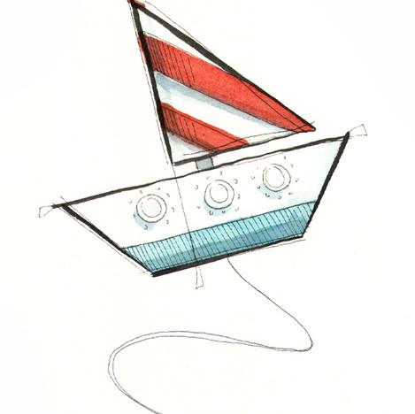 Sailboat Kite