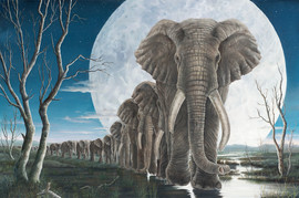 The Mission (Other Animals - Elephants)