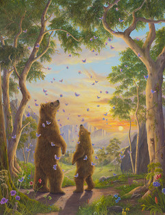 The Golden Hour (Bear Collection)