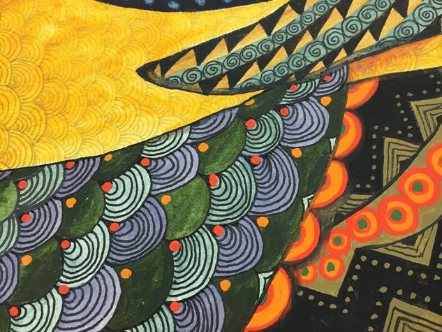 Moon Dance - Detail 2