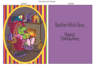 Resting Witch-Greeting Card.jpg
