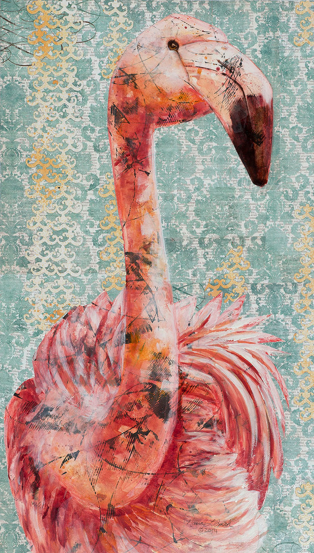 Flamingo from the Portrait Series-w.jpg