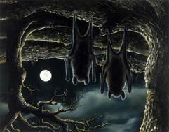 Lunar Lazing (Other Animals - Bats)