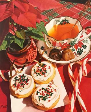 Christmas Tea with Sugar Cookies.jpg