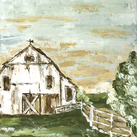 barn with fence_12x12.jpg