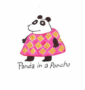 Panda in a pancho.jpg