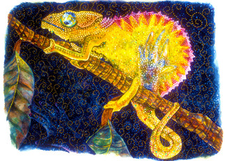 Sleight of Hand (Reptile Series - Chamel