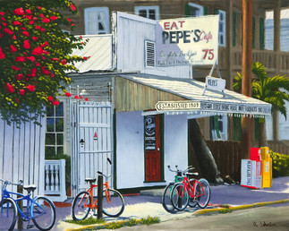 Pepes Cafe and Bikes