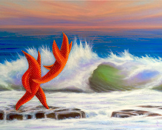 Dancing With the Starfish (Happy Starfish Collection)